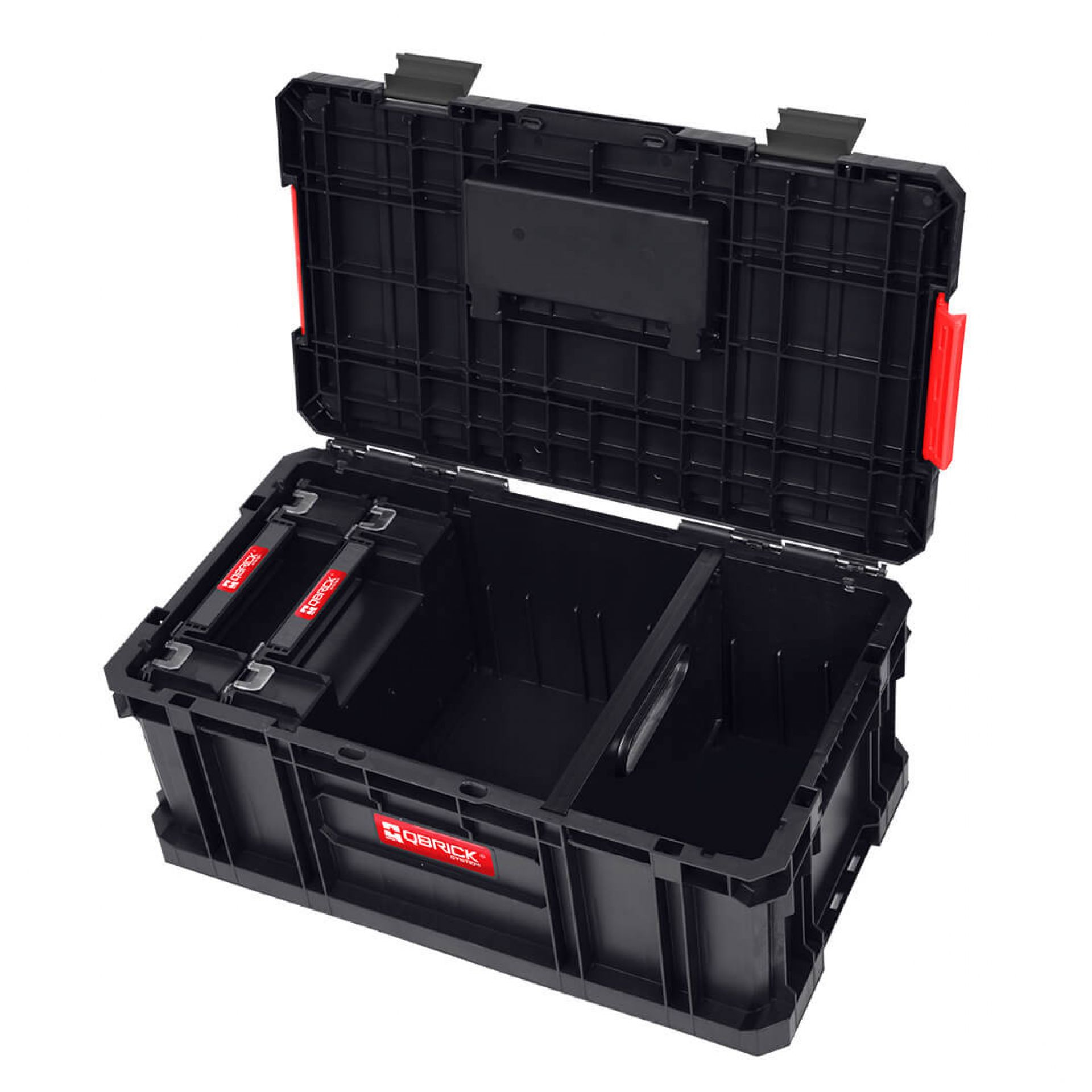 QBRICK SYSTEM TWO Skrzynka Toolbox Plus