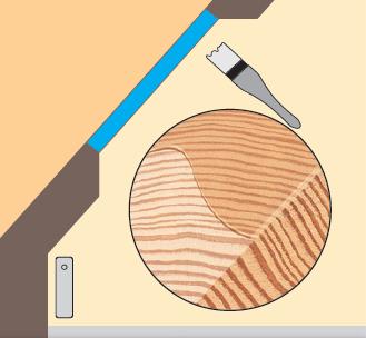 Optilight drewno wysokiej jakości