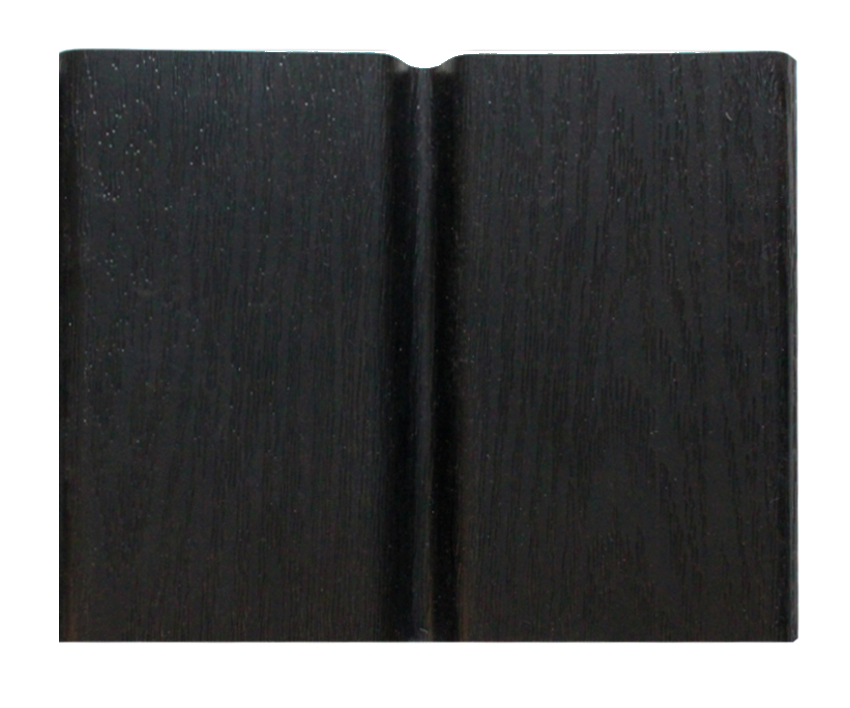 Podsufitka Izabella podbitka PCV podwójna czarna 9005
