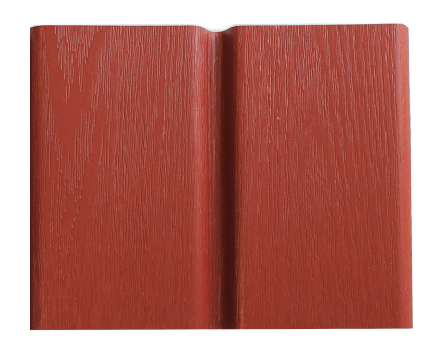 Podsufitka Izabella podbitka PCV podwójna czerwona 3011